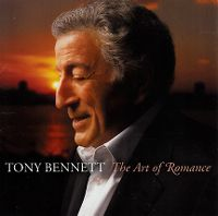 Cover Tony Bennett - The Art Of Romance