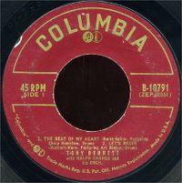 Cover Tony Bennett - The Beat Of My Heart