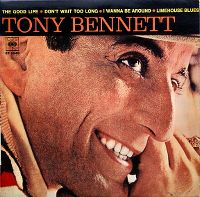 Cover Tony Bennett - The Good Life