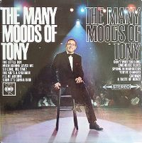 Cover Tony Bennett - The Many Moods Of Tony