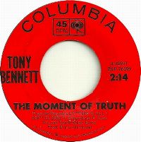 Cover Tony Bennett - The Moment Of Truth