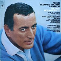Cover Tony Bennett - The Movie Song Album