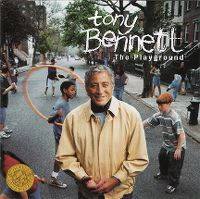 Cover Tony Bennett - The Playground