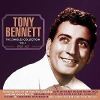 Cover Tony Bennett - The Singles Collection 1951-62