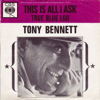 Cover Tony Bennett - This Is All I Ask (Version '63)