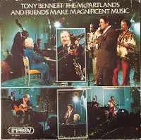 Cover Tony Bennett - Tony Bennett/The McPartlands And Friends Make Magnificent Music