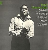 Cover Tony Bennett - Tony's Greatest Hits