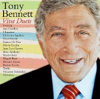 Cover Tony Bennett - Viva Duets