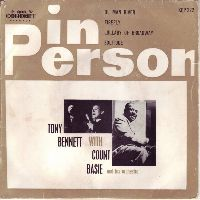 Cover Tony Bennett / Count Basie and his Orchestra - Ol' Man River