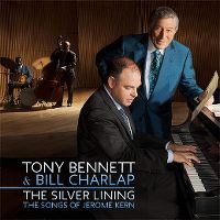 Cover Tony Bennett & Bill Charlap - The Silver Lining - The Songs Of Jerome Kern