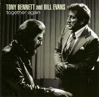Cover Tony Bennett & Bill Evans - Together Again