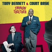 Cover Tony Bennett & Count Basie - Swingin' Together