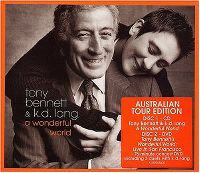 Cover Tony Bennett & k.d. lang - A Wonderful World