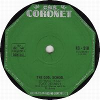 Cover Tony Bennett with Ralph Sharon And His Orchestra - The Cool School