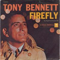 Cover Tony Bennett with Ray Ellis And His Orchestra - Firefly