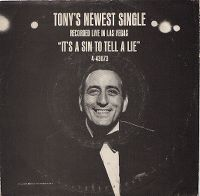 Cover Tony Bennett with The Ralph Sharon Trio - It's A Sin To Tell A Lie (Live)