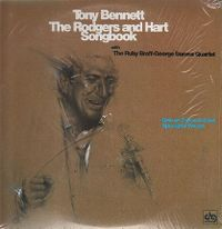 Cover Tony Bennett with The Ruby Braff / George Barnes Quartet - The Rodgers And Hart Songbook