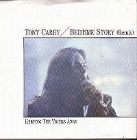 Cover Tony Carey - Bedtime Story