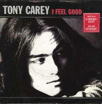 Cover Tony Carey - I Feel Good