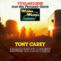 Cover Tony Carey - Room With A View