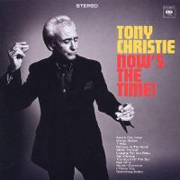 Cover Tony Christie - Now's The Time!