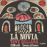 Cover Tony Dallara - La novia