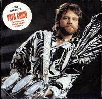 Cover Tony Esposito - Papa Chico