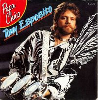Cover Tony Esposito - Papa Chico