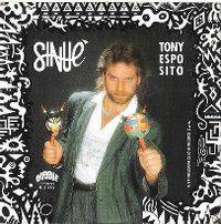 Cover Tony Esposito - Sinué