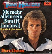 Cover Tony Holiday - Nie mehr allein sein