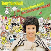 Cover Tony Marshall - In Freudenstadt im Schwarzwald