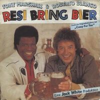 Cover Tony Marshall & Roberto Blanco - Resi bring Bier