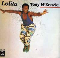 Cover Tony McKenzie - Lolita