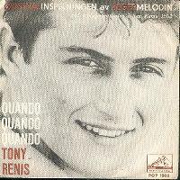 Cover Tony Renis - Quando, quando, quando