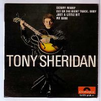 Cover Tony Sheridan - Skinny Minnie