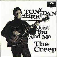 Cover Tony Sheridan - The Creep