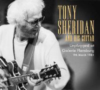 Cover Tony Sheridan - Unplugged At Galerie Flensburg