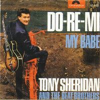 Cover Tony Sheridan And The Beat Brothers - Do-Re-Mi