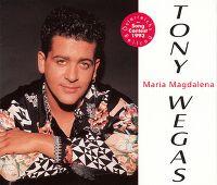 Cover Tony Wegas - Maria Magdalena