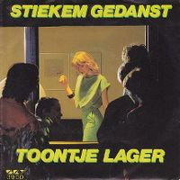 Cover Toontje Lager - Stiekem gedanst