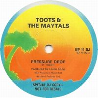 Cover Toots And The Maytals - Pressure Drop