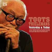 Cover Toots Thielemans - Yesterday & Today