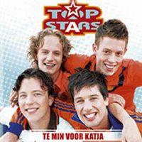 Cover Topstars - Te min voor Katja