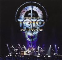 Cover Toto - 35th Anniversary - Live In Poland