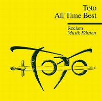 Cover Toto - All Time Best - Reclam Musik Edition
