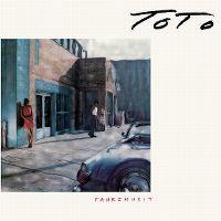 Cover Toto - Fahrenheit