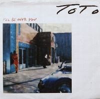 Cover Toto - I'll Be Over You