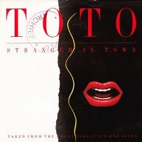 Cover Toto - Stranger In Town