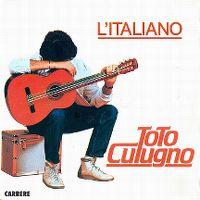 Cover Toto Cutugno - L'italiano