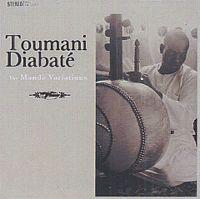 Cover Toumani Diabaté - The Mandé Variations
